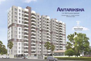 2, 3 Bhk flats in nashik,